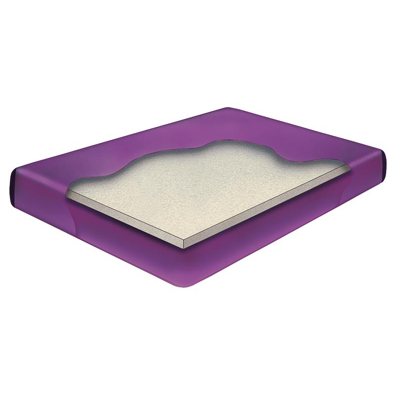 All About King Size Waterbed Mattress More Views