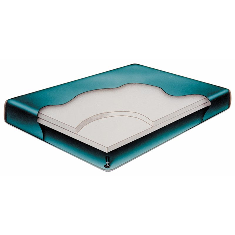 Boyd Flotation Waterbed Mattress - Semiwaveless Waterbed