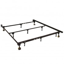 Heavy Duty Steel Bed Frame