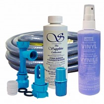 Deluxe Waterbed Hose Care Kit