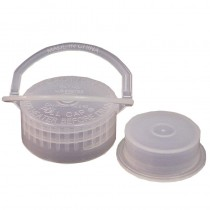 Waterbed Pull Cap and Seal