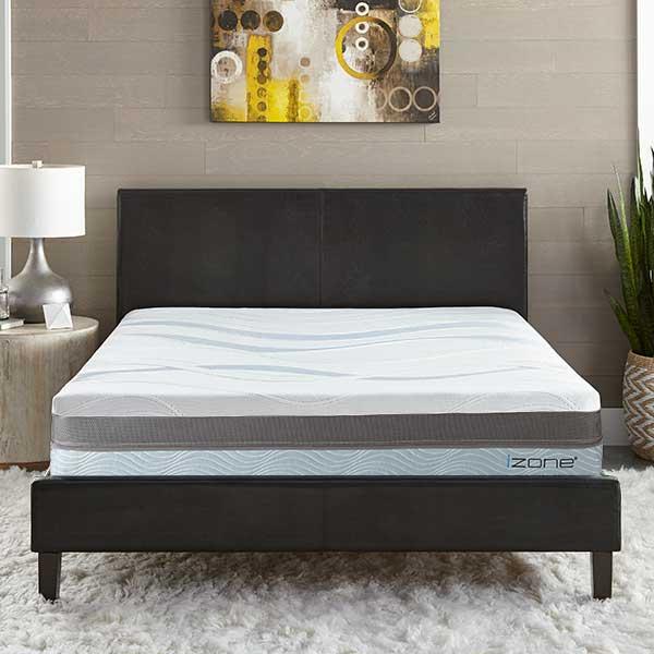 izone 2 waterbed mattress