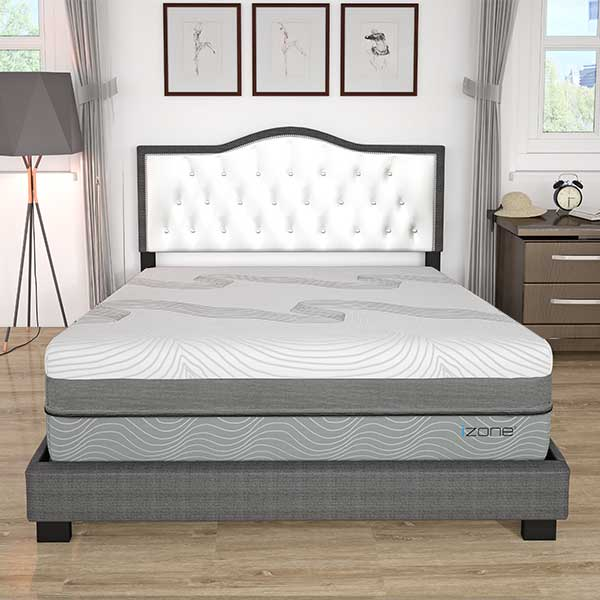 izone 4 waterbed mattress